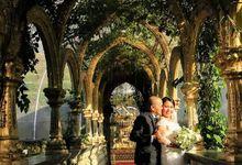 Happy Anniversary Juvy & Prince!  @ Palazzo Verde Las Pinas by ALTUZ events
