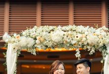 Javen & Rhonda by Royal Blooms
