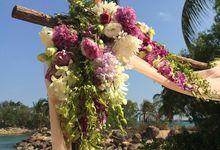 Floral Arches by Regina Mae Fleurs Atelier Pte Ltd