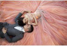 sumarecon wedding venue advertising by MARIA NATHALIE