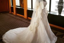 real customer by Aurelle House of Brides