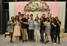 Ultimate Wedding Bootcamp by Karin Lim, Bilingual emcee & voice talent