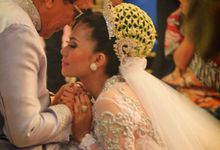 Wedding Dini dan Agi by Chandraswari photography