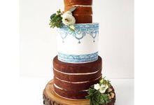 Sugar Bee Weddings by Sugar Bee Cakes