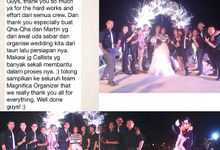 Rustic Style Wedding - Erick & Devica by Magnifica Organizer
