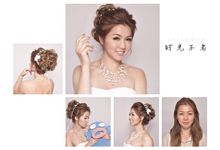 Past Bridal Makeup & Hair Works by By Gaby Tan