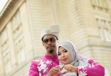 WEDDING FATIN AND AZIZAN by Opa Pakar Photography