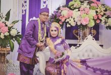 Wedding Puspa dan reza by SVARGA PHOTO & FILM