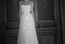 The quintessential Bridal Gown by Vered Vaknin