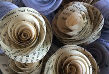 Paper Flowers by Passionately Handmade