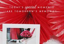 Royal Wedding Fair - SpringClub Summarecon by Magnolia Dried Flower