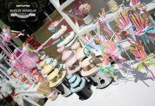 Pastel Dessert Bar by CDC Corp