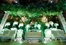 THE WEDDING OF ADNAN & RAHMA by Eden Design