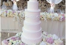Wedding by Sweet Bloom Cakes