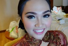 Bridesmaid Party by FidelHerta Make Up