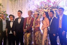 Sena & Roni Wedding by Cikallia Music Entertainment