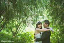Prewedding Tan & Ike by Cheers Photography