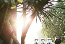Star Wars Wedding - The Wedding of Yohanes & Devina by FIVE STARS Event Organizer