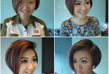 Portfolio by Fenny Make-up Studio