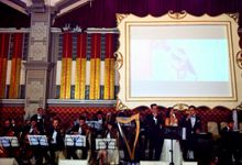 the Wedding of Diar and Rizki by Nelson Music Entertainment