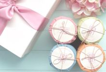 Lotta Gift Candle Set 4 by Lotta Gift