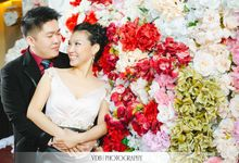 The Engagement of Welly n  Maya by VDB Photography