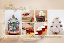 Sweet Moment Sweet Wedding by Rolling Pin Sugar Art