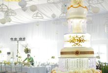 Wedding Cakes by I Love Cakes