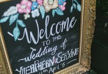Rustic-Themed Wedding at Marmalade Pantry by Styled Story
