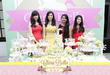 Clara Bella 17th by UniquePhotoCard | Photo Booth / Photo Corner Surabaya