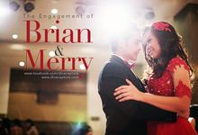 The Engagement of Brian & Merry by DiCE Capture