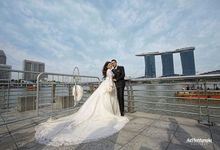 Ben & Faizah / SG Pre-Wedd Shoot by Aat Photography Boutique