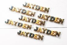Jayden - Birthday Gifts by LE POMMIER { Bespoke Hampers & Paper Goods }