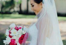 Elegant Flowery Wedding by Jonquilla Decor