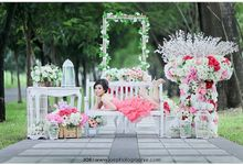 Wedding by Bleubell Flowers Decoration