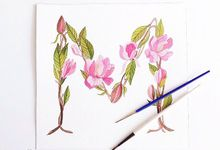 Wedding Exhibition Kemayoran by CANTIK by Magnolia Dried Flower