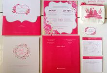 Invitation by Popuri Design