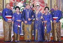Javannese Wedding Bayu & Pipie by Watie Iskandar Wedding Decoration & Organizer