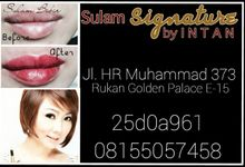 Sulam Signature by I N T A N by Sulam Signature by INTAN