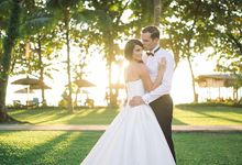 Post Wedding of Christoph and Lora by StayBright