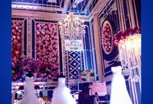 Wedding exhibition by De Reina Bridal