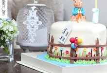 Precious moments shared by our clients by Elly`s Cake Art Boutique