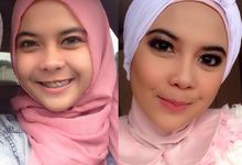 Graduation makeup by MandaMarika Makeup