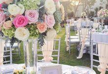 Rangken & Vellita by Sweetbella Florist & Decoration