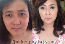 graduation day by Makeup by Lutvina