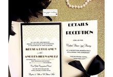 Wedding Invitations by Love Paper Creations