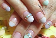 Nail Art Design by Brows To Toes