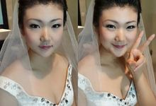 wedding by Sherlyn Aquilla MakeUp