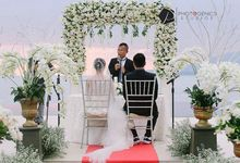 Set-up by Event Central by Lloyd Masmila Weddings and Stylist