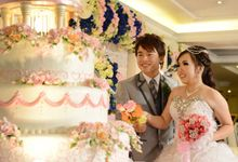 The Wedding of Ricky & Devi by C+ Productions